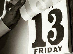 Perché il giorno venerdì 13 porta sfortuna?