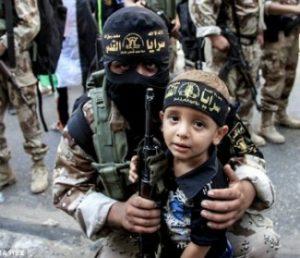 Isis 1.227 bambini rapiti