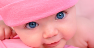Di che colore saranno gli occhi di mio figlio?