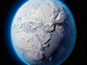 Una nuova era glaciale