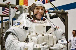 astronauta Tim Peake