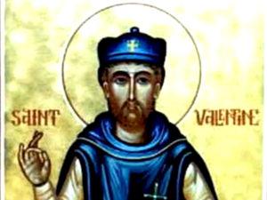 san valentino santo