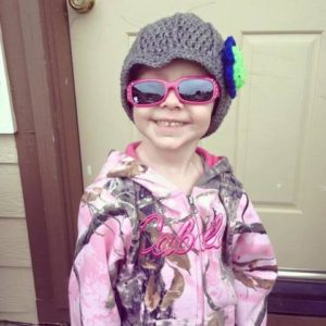 Ellie Walton tumore
