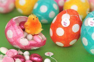 Perchè l'uovo è il simbolo della pasqua