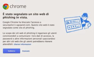 difendersi da un tentativo di phishing