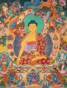 paradiso per i buddisti