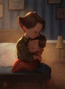 Essere mamma significa