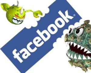 virus di Facebook che si diffonde tramite tag