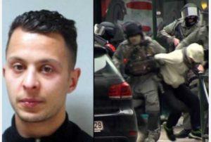 Salah Abdeslam detenuto