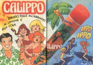 gelati anni 80-90 calippo fizz