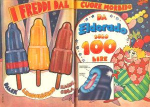 gelati anni 80-90 dalek