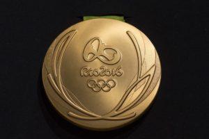 medaglia d'oro alle olimpiadi