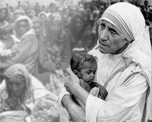 Santa Madre Teresa di Calcutta frasi