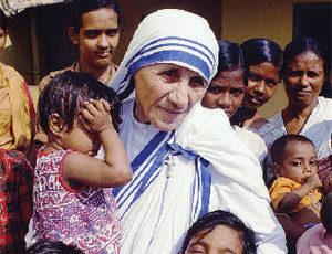 Santa Madre Teresa di Calcutta messaggi