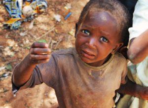 bambini muoiono di fame