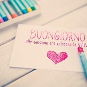 Buongiorno Amore Frasi Del Buon Giorno Love Frasi Aforismi E
