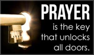 frasi preghiera pregare
