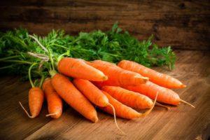 cibo carota ogni giorno