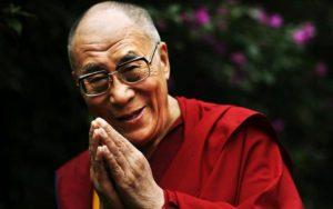 Frasi più belle del Dalai Lama