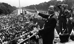 10 Frasi sulla pace di Martin Luther King