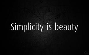 semplicità frasi