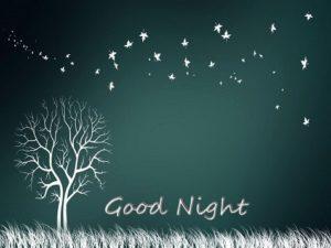 buonanotte agli amici di Facebook