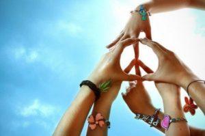 pace non significa assenza di conflitti