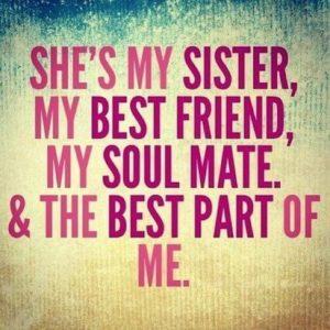 Frasi da dedicare ad una sorella