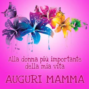 Frasi per augurare buona festa della mamma