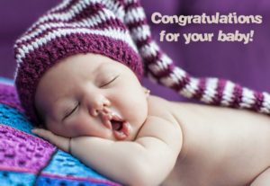 auguri neonato