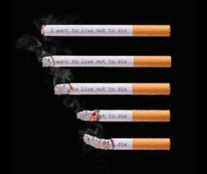 Frasi smettere di fumare