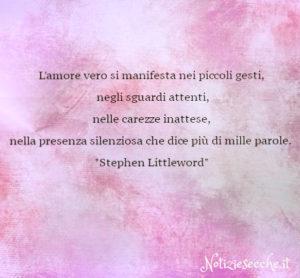 Frasi Stephen Littleword Le Più Belle E Famose Frasi