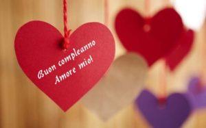 Auguri di compleanno per mia moglie: Frasi romantiche   Frasi
