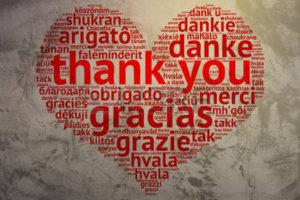 frasi ringraziare grazie