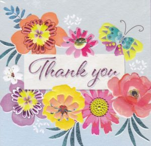 Frasi per dire grazie dei fiori