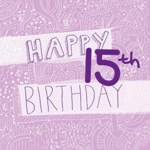 Compleanno 15 anni: Frasi di auguri per festeggiare i 15 anni