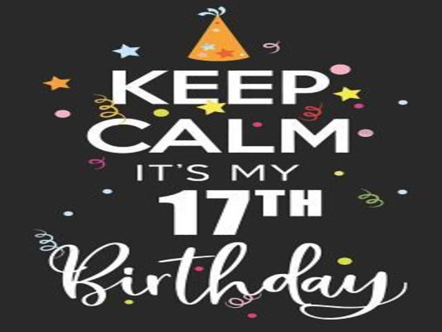 auguri buon compleanno nipote 17 anni