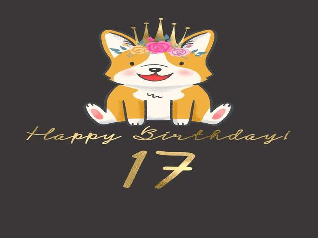 auguri compleanno figlio 17 anni