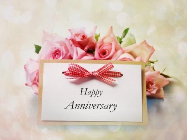 foto felice anniversario di matrimonio
