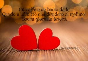 Buongiorno Tesoro Frasi Romantiche Del Buongiorno Notiziesecche