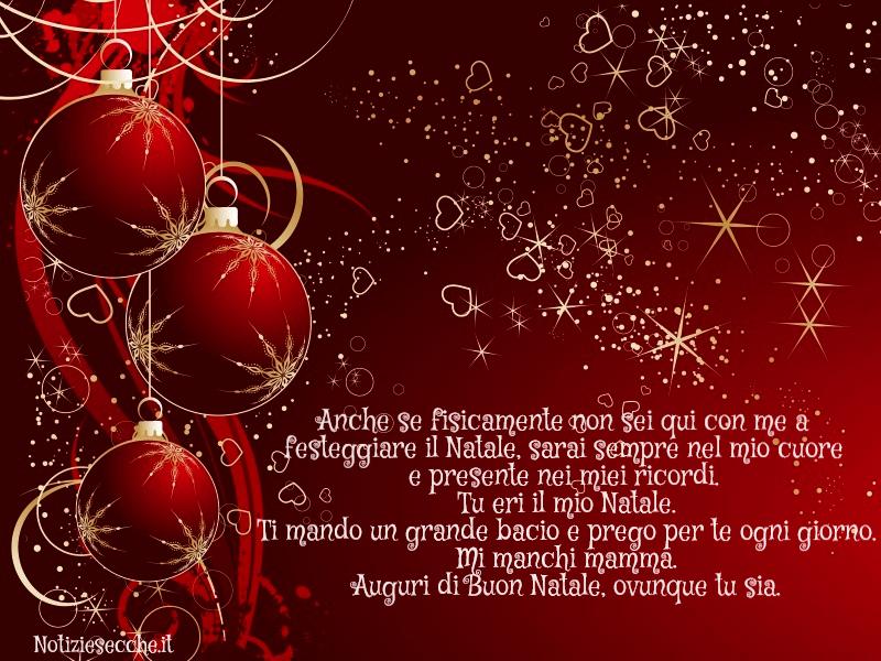 Frasi Di Natale X Il Mio Amore.Frasi Di Natale Per Ricordare Una Mamma Morta Dediche E