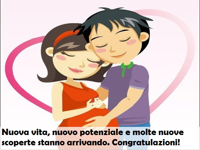 auguri futuri genitori