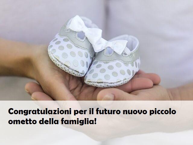 frasi auguri per futuri genitori