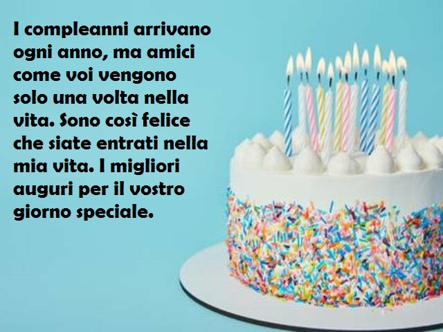 frasi compleanno gemelli