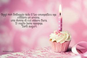 Auguri Mamma Compleanno Lettera.Buon Onomastico Mamma Frasi E Auguri Per Festeggiare Il Nome Di