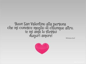 Buon San Valentino frasi