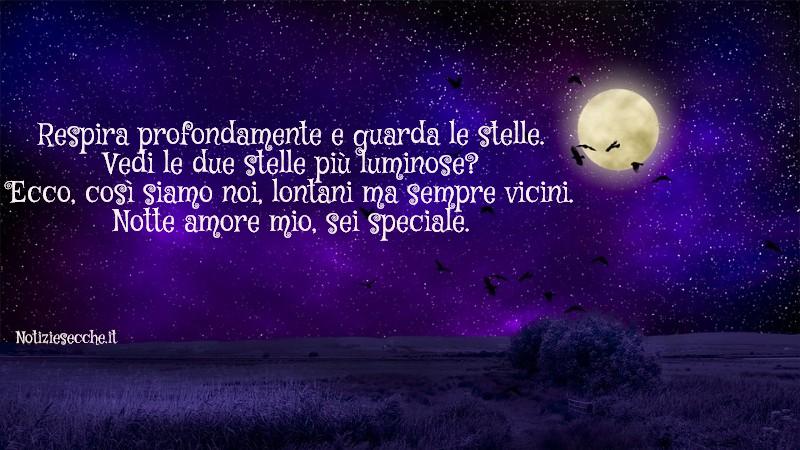 Frasi Dolci Di Buonanotte Per Lei.Buonanotte Amore Mio Frasi Romantiche Notiziesecche Frasi Aforismi E Citazioni