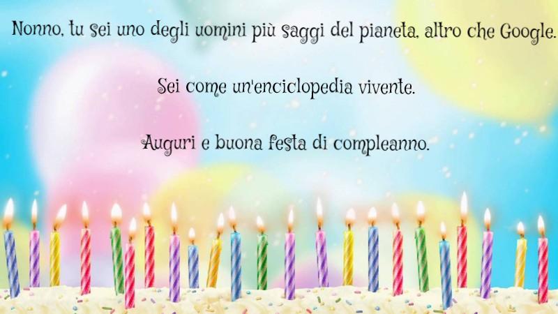 Frasi Auguri Di Buon Compleanno 90 Anni.Buon Compleanno Vecchietto Frasi Di Auguri Per Un Anziano