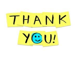 Frasi per ringraziare una persona di un favore ricevuto