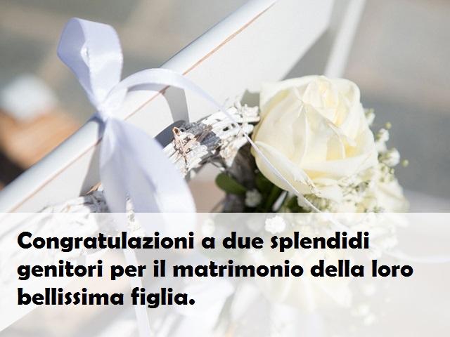 auguri per matrimonio